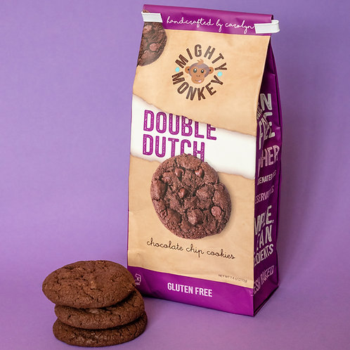 Double Dutch Chocolate Chip (GF)