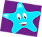 Light Purple starfish.png