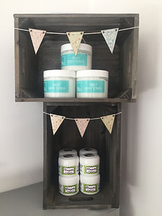 Reduce ingrown hairs using this body scrub and waxperts wonder pads. Shore Beauty is a waxing expert in Chelmsford