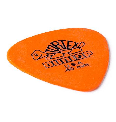 DUNLOP TORTEX STANDARD .60MM - 418R60