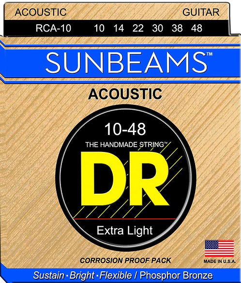 DR STRINGS ROUND CORE   RCA-10