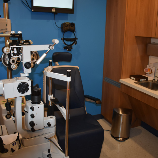 General and Specialty Eye Care