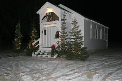 Outside Church at Christmas Eve.jpg