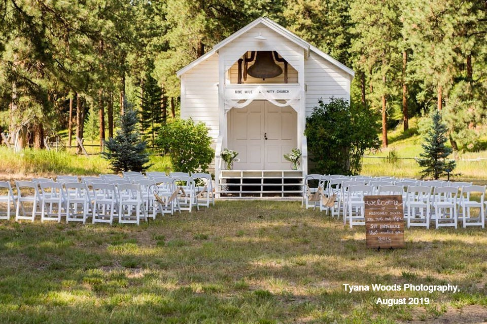 Tyana Woods Photography Church Wedding_e