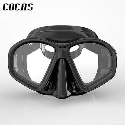 Cocas Anti Fog Freediving Mask