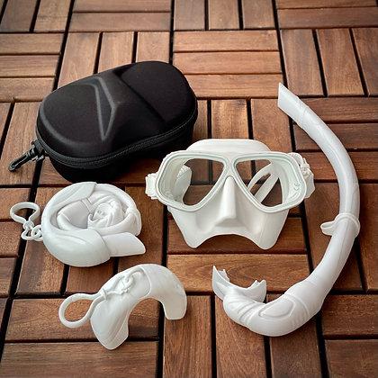 Allure Mask Set [White]
