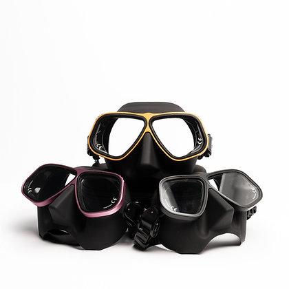 ALLURE Bio Metal Freediving Mask