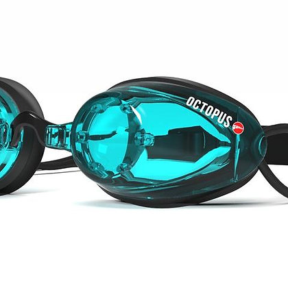 Octopus Freediving Fluid Goggles [ Dive without Mask Equalization ]