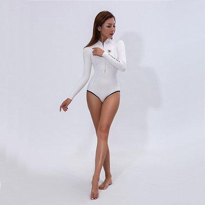 [ Pre-order] Trudive Front Zip SUPER STRETCH Bikini Cut 2mm Spring Wetsuit