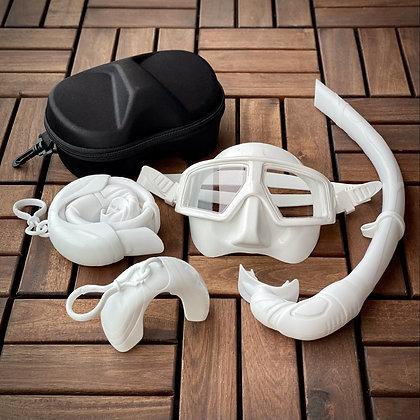 Aero Mask Set [White]