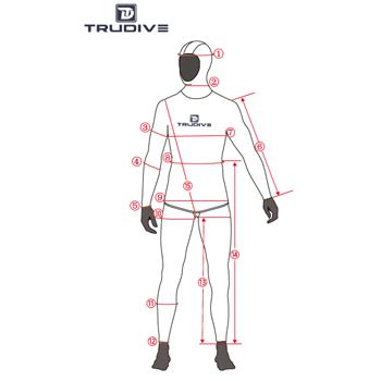 [ Customisation] Trudive Wetsuit Custom Tailoring