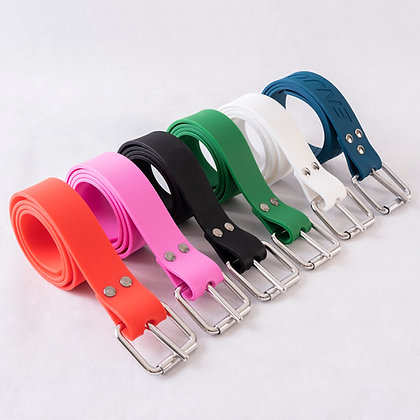 Silicone Gel Rubber Freediving Weight Belt