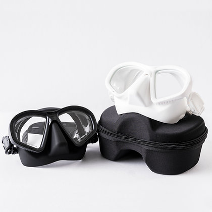 ADVENTURE Tempered Glass Freediving Mask