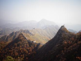 L'entrée en Chine : le choc !
