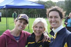 Louise, Gaye and Christine
