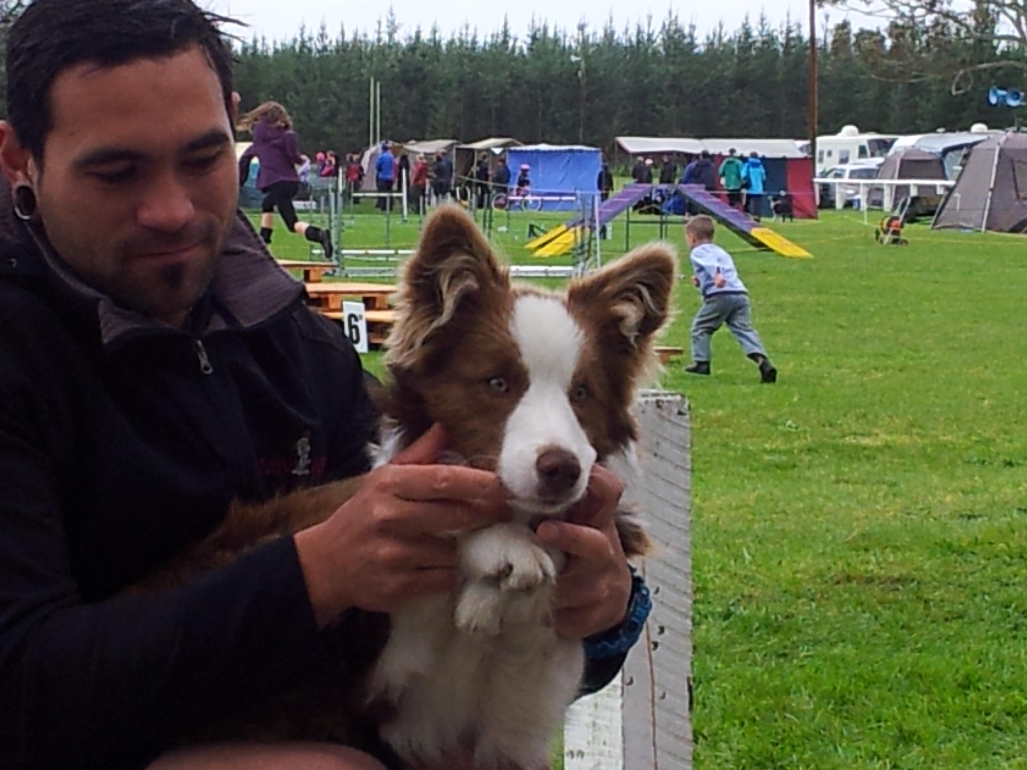 Aaron & Clutch, NZDAC 2013