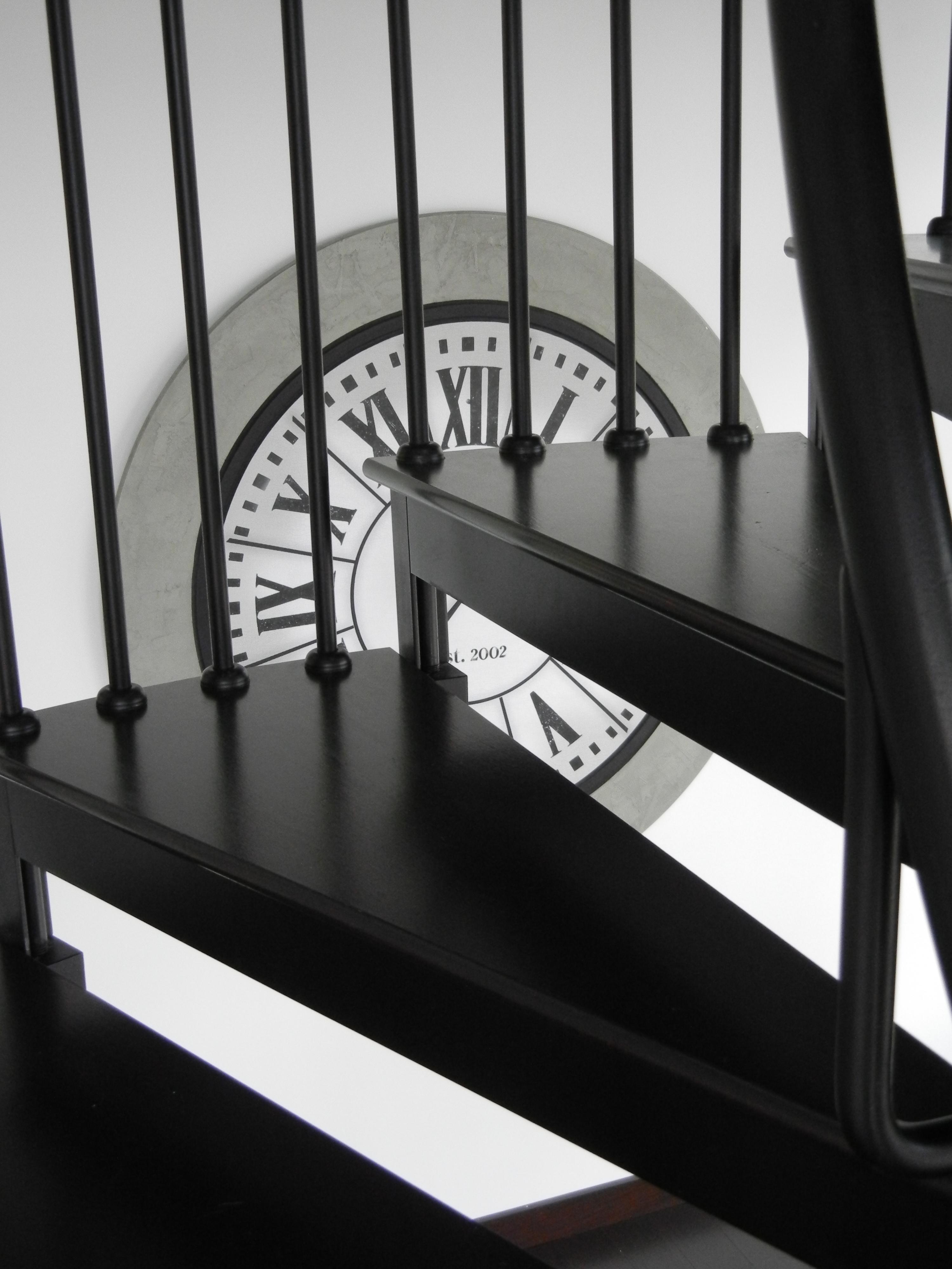 Spiral Stairs - Sea Port Boston