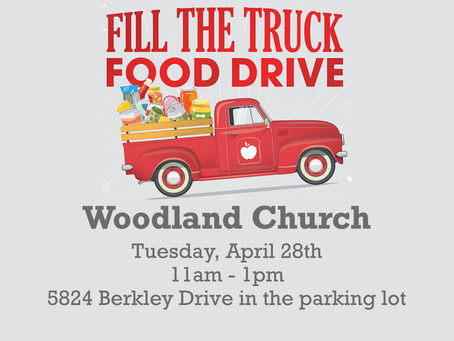 Food Drive Today