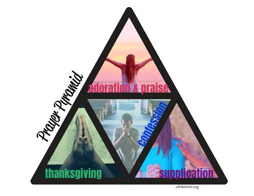 Prayer Pyramid