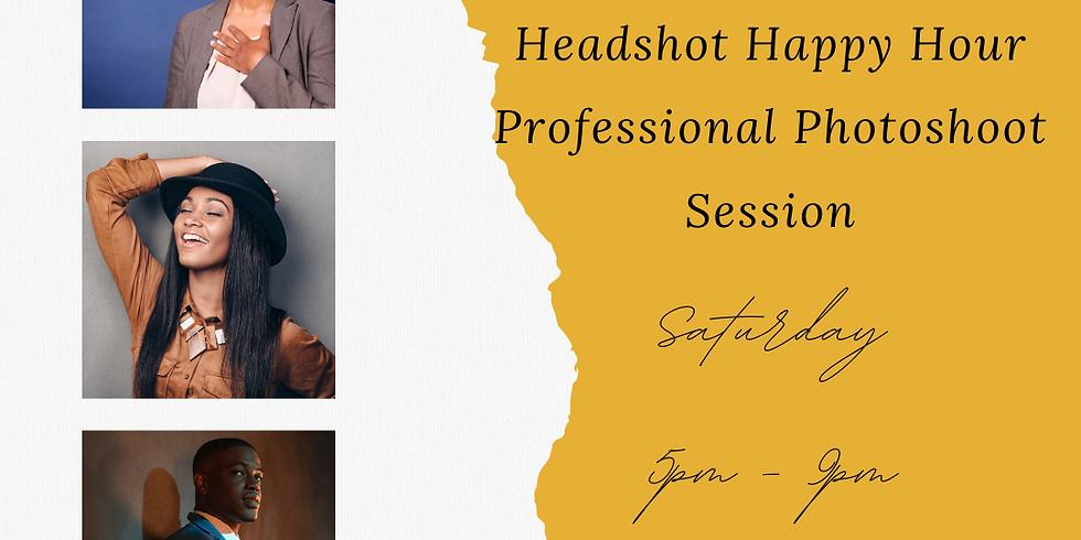 Headshot Happy Hour