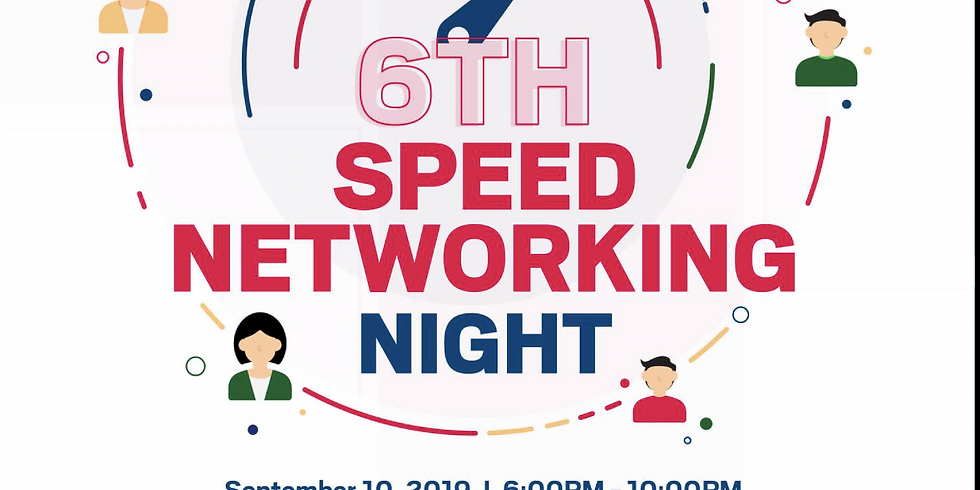 6th Speed Networking Night