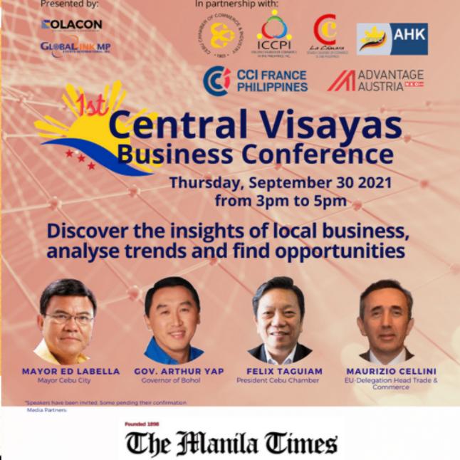 Central Visayas Business Conference