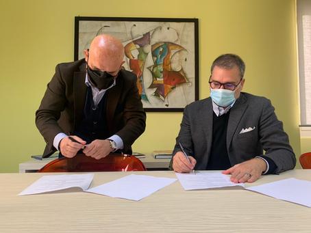 Memorandum of Understanding signed with Accademia Casa Puddu