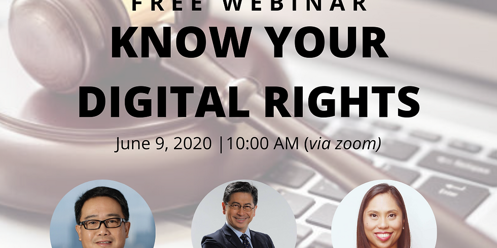 Know Your Digital Rights
