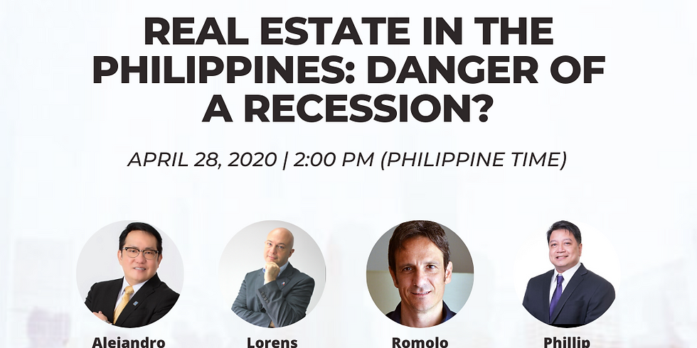 Real Estate in the Philippines: Danger of a recession?