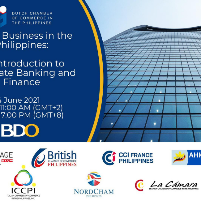 Doing Business in the Philippines: An Introduction to Corporate Banking and Finance