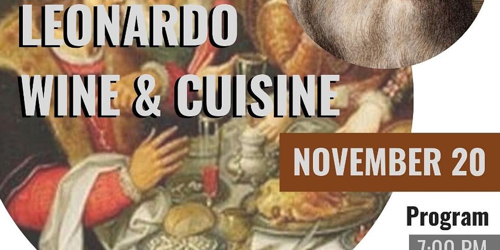 Leonardo Wine and Cuisine