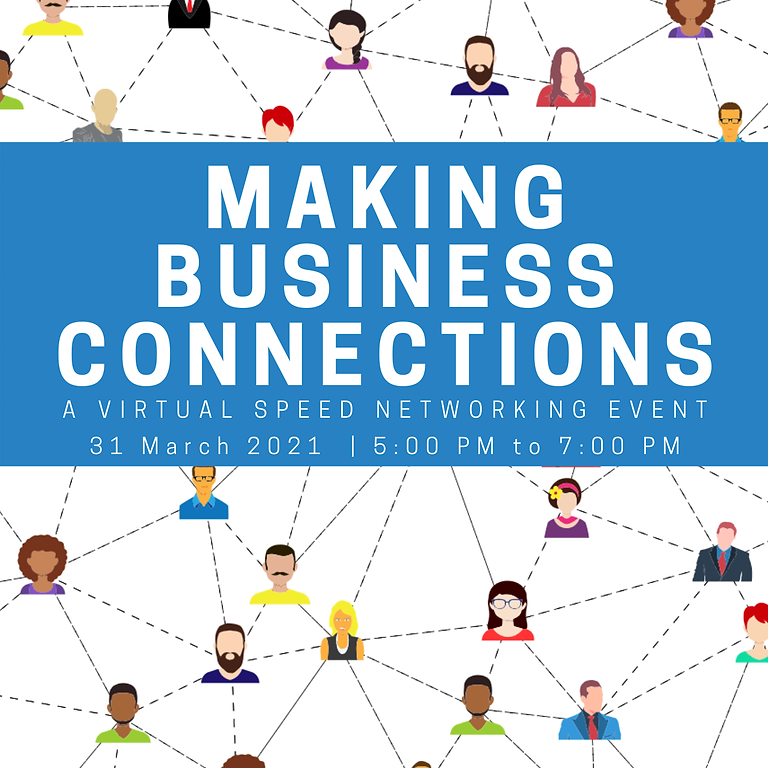 Making Business Connections: A Virtual Speed Networking Event