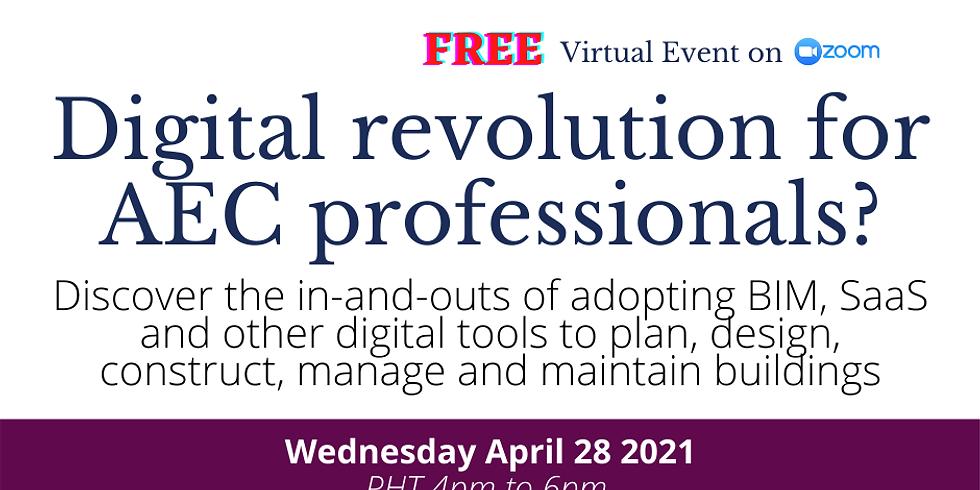 Digital Revolution for AEC Professionals?