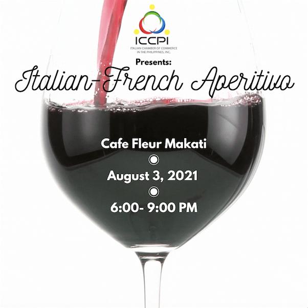 Italian-French Aperitivo: Red Wine