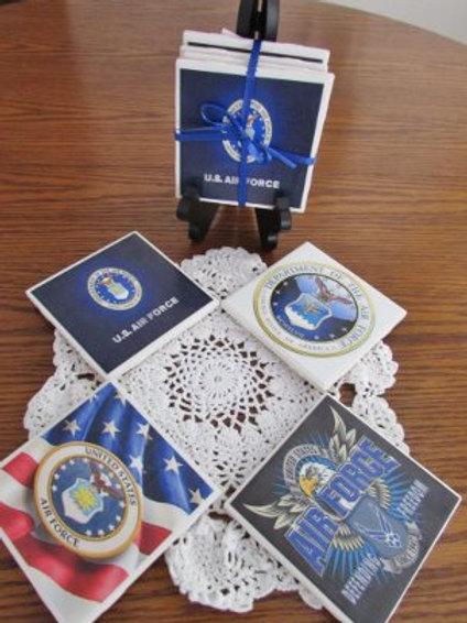 U. S. Air Force Coasters