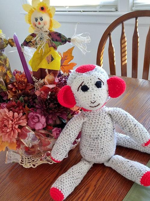 Hugo the Sock Monkey
