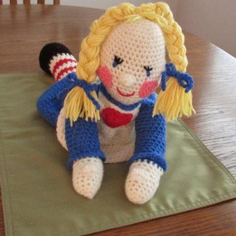 Annie The Rag Doll