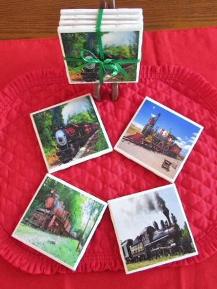 Old Vintage Trains