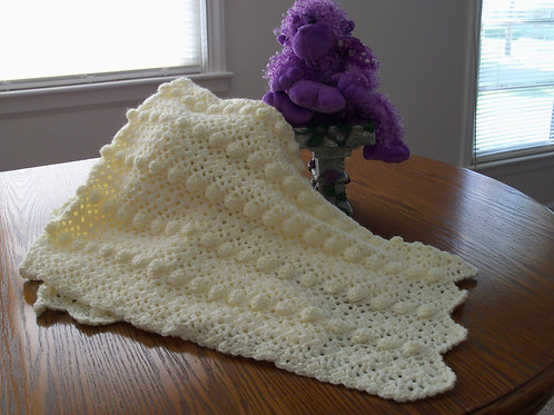 Gentle Breeze Baby Afghan