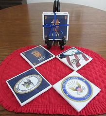 US Navy Coasters.JPG
