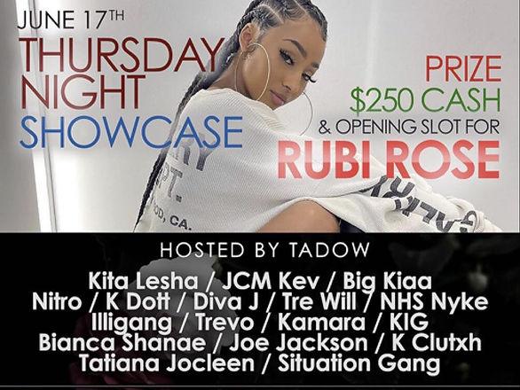 Thursday Night Showcase