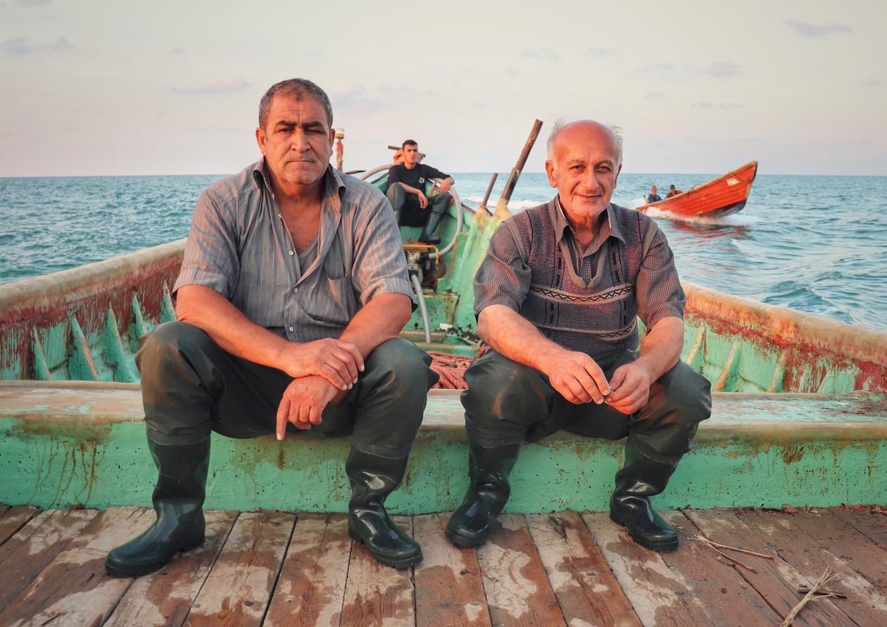 Old Men & the Sea