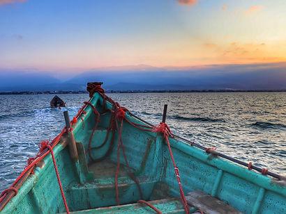 Caspian Sea Fishermen
