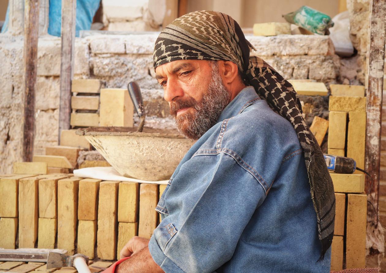 Kashan Stonemason