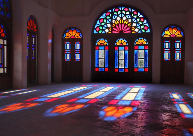 Kashan Kaleidoscope