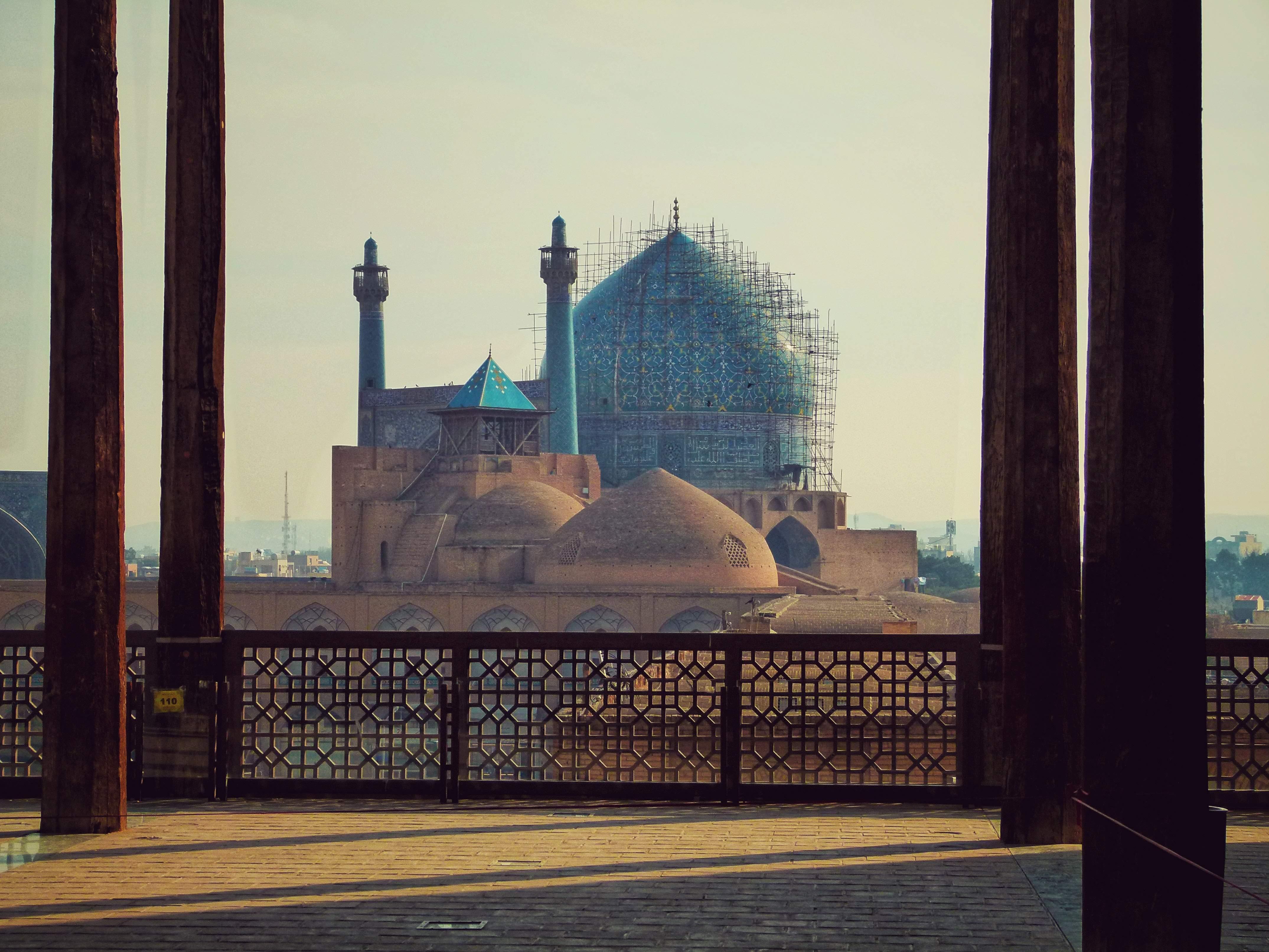 Tehran & Isfahan 062-01