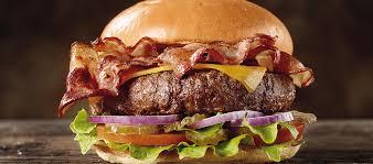 burger con baon y barbacoa