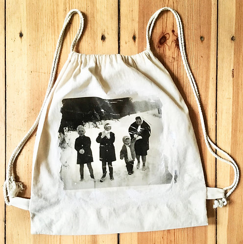 Unique Bag with Your Photograph