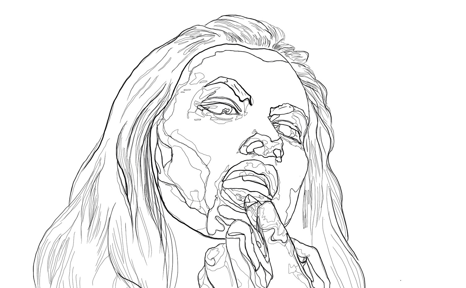 Colouring in image I