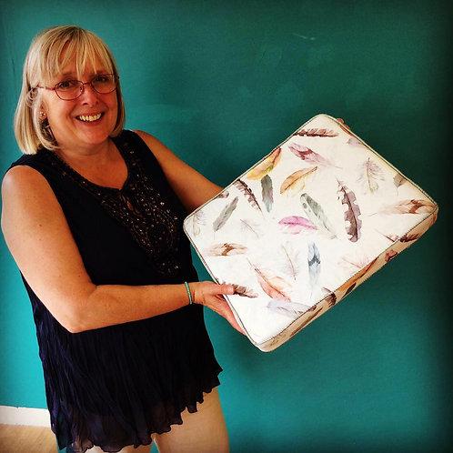 Box Cushion Sewing workshop 18th July 2020
